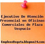 Ejecutivo De Atención Presencial en Oficinas Comerciales de Plaza Vespucio