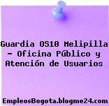 Guardia OS10 Melipilla – Oficina Público y Atención de Usuarios