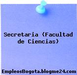 Secretaria (Facultad de Ciencias)