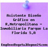 Asistente Diseño Gráfico en R.Metropolitana – Inmobiliaria Parque La Florida S.A