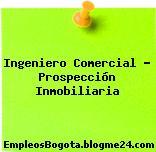 Ingeniero Comercial – Prospección Inmobiliaria