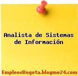 Analista de Sistemas de Información