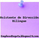 Asistente de Dirección Bilingue