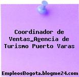 Coordinador de Ventas_Agencia de Turismo Puerto Varas