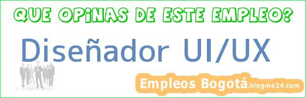 Diseñador UI/UX