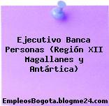 Ejecutivo Banca Personas (Región XII Magallanes y Antártica)