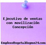 Ejecutivo de ventas con movilización Concepción