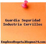 Guardia Seguridad Industria Cerrillos