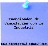 Coordinador de Vinculación con la Industria