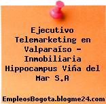 Ejecutivo Telemarketing en Valparaíso – Inmobiliaria Hippocampus Viña del Mar S.A
