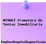 NV906] Promotora de Ventas Inmobiliaria