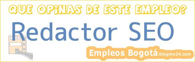 Redactor SEO