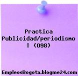 Practica Publicidad/periodismo | (O98)