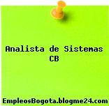 Analista de Sistemas CB
