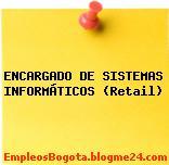 ENCARGADO DE SISTEMAS INFORMÁTICOS (Retail)