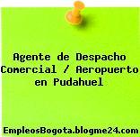 Agente de Despacho Comercial / Aeropuerto en Pudahuel