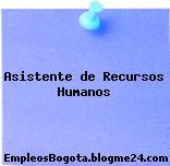 Asistente de Recursos Humanos