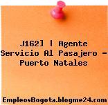 J162] | Agente Servicio Al Pasajero – Puerto Natales