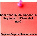 Secretaria de Gerencia Regional (Viña del Mar)