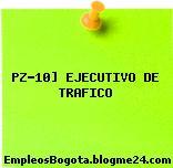 PZ-10] EJECUTIVO DE TRAFICO