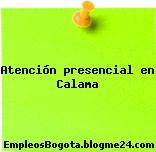 Atención presencial en Calama