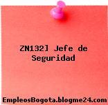 ZN132] Jefe de Seguridad